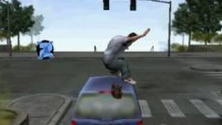Download Street Skate: Bay City Grind GamePlay - The Best Skateboarding Game Video