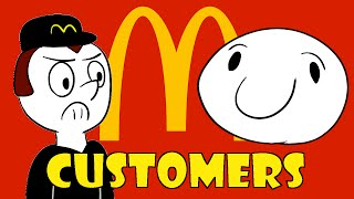 Download McDonald's Customers Video
