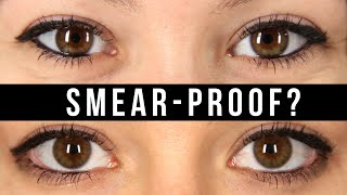 Download Women Test Smear-Proof Eyeliner Video