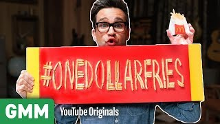 Download We Demand $1 Fries on the New McDonald's Dollar Menu Video