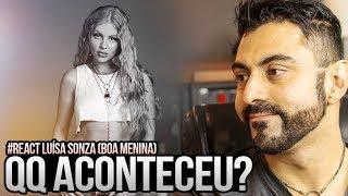 Download REAGINDO a Luísa Sonza - Boa Menina Video