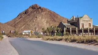 Download Rhyolite Nevada The Ghost Town Video
