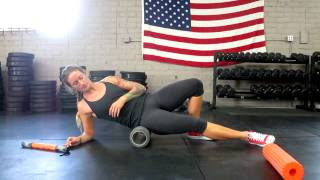 Download Glutes and Hips - Self massage with the 3-in-1 Foam Roller Video