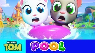 Download Talking Tom Pool - Jump In! (Official Launch Trailer) Video