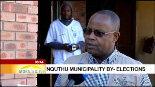 Download Security and police deployed in Nquthu to ensure safe by-elections Video