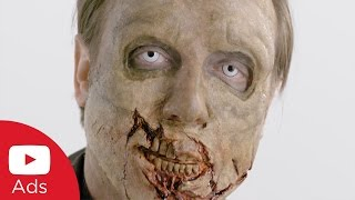 Download YouTube Ads EXPLAINED While Being Transformed Into a Zombie | YouTube Advertisers Video