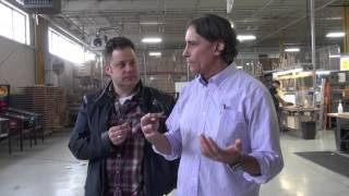 Download All Access New Stern Pinball Factory Tour 2016 with George Gomez - Game of Thrones AMAZING! Video