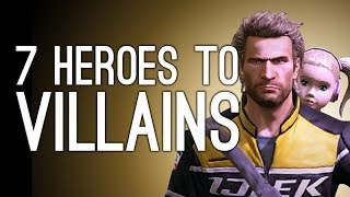 Download 7 Heroes Who Lived Long Enough to Become the Villain Video