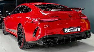 Download 2020 Mercedes-AMG GT 63 S - Interior and Exterior Details Video