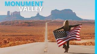 Download MONUMENT VALLEY | SCENIC DRIVE & SUNRISE (RV AMERICA) Video
