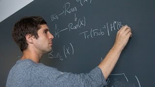 Download Mathematician Jacob Lurie, 2014 MacArthur Fellow Video