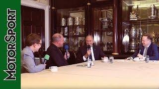 Download Hans Joachim Stuck: Royal Automobile Club Talk Show Video