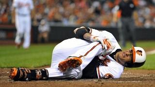 Download Worst MLB Injuries (WARNING) Video