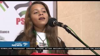 Download Palestine Solidarity Alliance rally against Israel violence Video