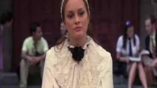 Download Gossip Girl s2 e4 Blair BEGINING/ Serena awkward w/dan Video