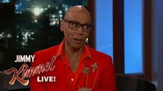Download RuPaul on Getting into Drag & Owning a Ranch Video