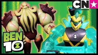 Download Zabawki Ben 10 dla dzieci   Pancernik Diamentogłowego robi wykop ku zwycięstwu!   Cartoon Network Video