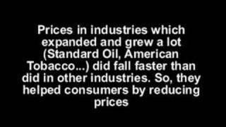 Download On Antitrust Policies (Donald Boudreaux) Video