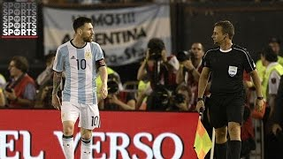 Download Messi Banned Four Matches Video