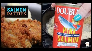 Download How We Make Fried Salmon Patties, Best Old Fashioned Southern Cooks Video