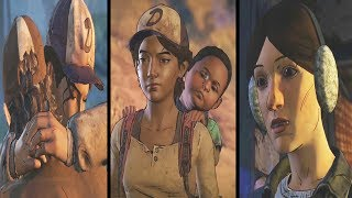 Download All Flashbacks in The Walking Dead Game Season 3 Video