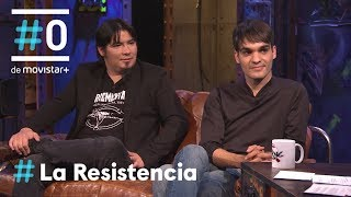 Download LA RESISTENCIA - Entrevista a Eneko Sagardoy y Paul Urkijo | #LaResistencia 27.02.2018 Video