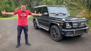 Download WHY I HATE THE $225,000 MERCEDES G65 AMG Video