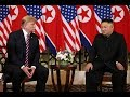 Download Watch again: Trump-Kim summit live from Hanoi Video