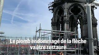 Download Le chantier unique au monde de Notre Dame de Paris Video