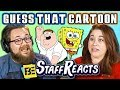 Download GUESS THAT CARTOON CHALLENGE! #2 (ft. FBE STAFF) Video