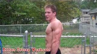 Download Your SHF Weekly Update: Killer Tricep Workout! 5 NEW Blogs!! FREE iPhone App! Fan Art! Video