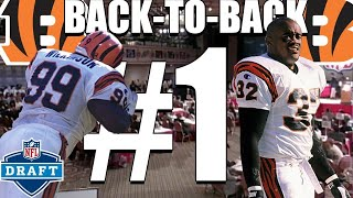 Download The Bengals Back-to-Back First Overall Picks Did Not Go as Planned | NFL Draft Story Video