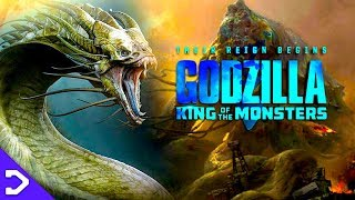 Download The Titans You DIDN'T SEE In Godzilla: King Of The Monsters! (2019) Video