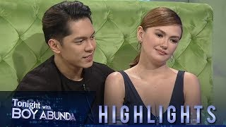 Download TWBA: Carlo answers how sexy is Angelica Panganiban Video