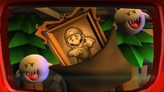 Download Luigi's Mansion: Dark Moon (3DS) - 100% Walkthrough Part 30 - E-3: A Train to Catch Video