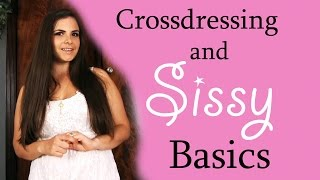 Download Crossdressing and Sissy Basics Video