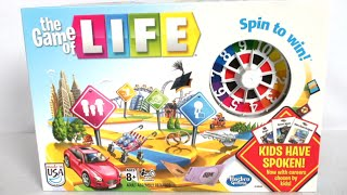 Download The Game of Life from Hasbro Video