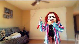 Download Clown prank on Sister Video
