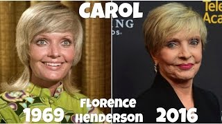 Download The Brady Bunch Then and Now, Florence Henderson Tribute Video