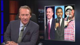 Download Real Time with Bill Maher: New Rule – Learn How to Take a Joke (HBO) Video