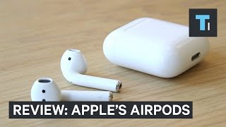 Download Review: Apple's wireless AirPods Video