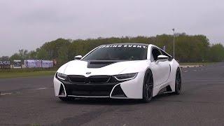 Download Manhart BMW i8 vs Audi RS3 vs McLaren 12 vs BMW 1M Coupe Video