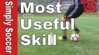 Download Soccer Skills For 12 Year Olds - Cruyff Turn Video