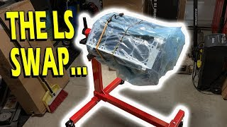 Download The LS Swap is Happening! Lethal 2nd Gen's Engine | Engine Build Ep:1 Video