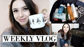 Download PACK WITH ME FOR A TRIP | Weekly Vlog #8 | Chelsea Trevor Video