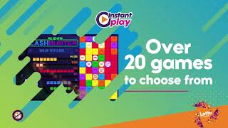 Download Instant Play games Video