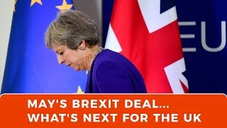 Download BREXIT deal reached? May prepares to turn UK into EU vassal state Video