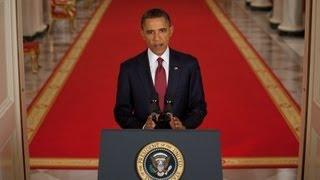 Download President Obama on Death of Osama bin Laden Video