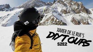 Download Xavier De Le Rues DIY Tour: Shredding Forbidden Big Mountain Lines in China | S2E2 Video