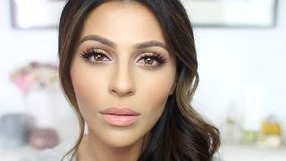 Download How To Contour and Highlight Makeup Tutorial | Teni Panosian Video